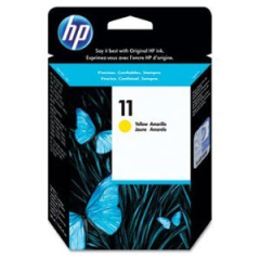 HP C4838A Yellow Ink Cartridge