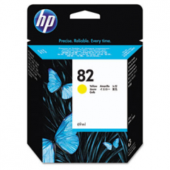 HP C4913A Yellow Ink Cartridge