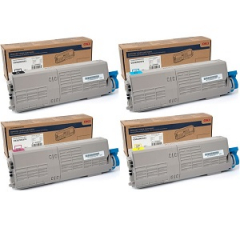 Okidata C532 Toner Cartridge Set