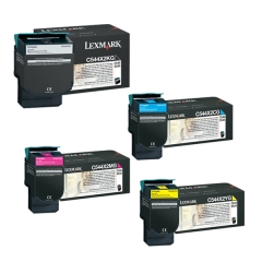 Lexmark C544 Toner Cartridge Set