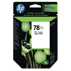 HP C6578AN Tri-Color Ink Cartridge