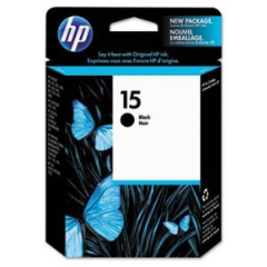 HP C6615DN Black Ink Cartridge