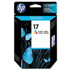 HP C6625A Tri-Color Ink Cartridge