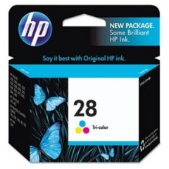 HP C8728AN Tri-Color Ink Cartridge