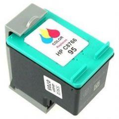 Premium Compatible C8766WN Tricolor Ink Cartridge
