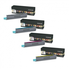 Lexmark C925 Toner Cartridge Set