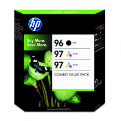 HP C9346BN Combo Pack