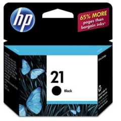 HP C9351AN Black Ink Cartridge