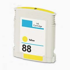 Premium Compatible C9393AN Yellow Ink Cartridge