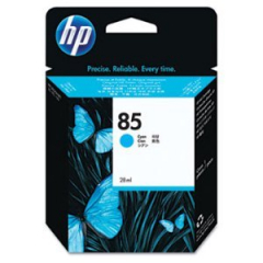 HP C9425A Cyan Ink Cartridge