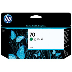 HP C9457A Green Ink Cartridge