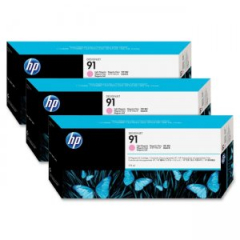 HP C9487A Light Magenta Ink Cartridge Multipack