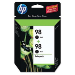 HP C9514FN Black Twinpack
