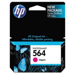 HP CB319WN Magenta Ink Cartridge