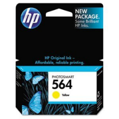 HP CB320WN Yellow Ink Cartridge