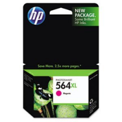 HP CB324WN Magenta Ink Cartridge