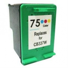 Premium Compatible CB337WN Tricolor Ink Cartridge