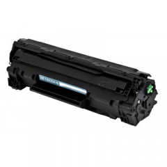 Compatible MICR CB435A Black Toner Cartridge