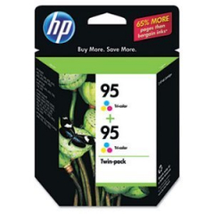 HP CD886FN Tricolor Twinpack