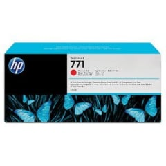 HP CE038A Chromatic Red Ink Cartridge