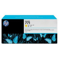 HP CE040A Yellow Ink Cartridge