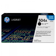 HP CE250A Black Toner Cartridge