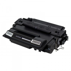Compatible MICR CE255X Black Toner Cartridge