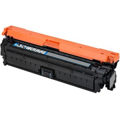 Premium Compatible CE271A Cyan Toner Cartridge