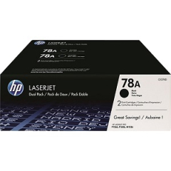 HP CE278D Toner Cartridge Dual Pack