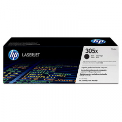 HP CE410X Black Toner Cartridge