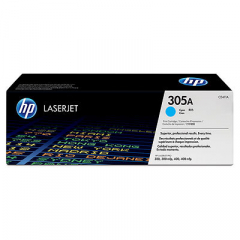 HP CE411A Cyan Toner Cartridge