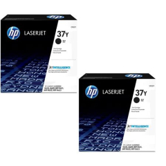 HP 37Y Extra High Yield Black Toner Cartridge 2-pack