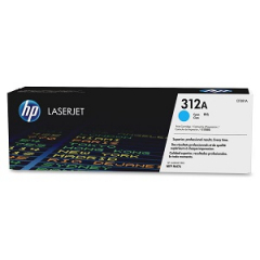 HP CF381A Cyan Toner Cartridge
