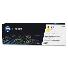 HP CF382A Yellow Toner Cartridge