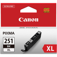 Canon CLI-251BK XL Black Ink Tank