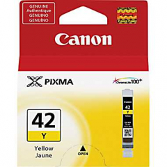 Canon CLI-42Y Yellow Ink Cartridge