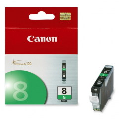 Canon CLI-8G Green Ink Cartridge