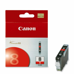 Canon CLI-8R Red Ink Cartridge
