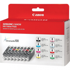Canon CLI-8 Value Pack