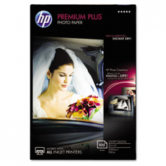 HP CR666A Premium Plus Soft-gloss Photo Paper