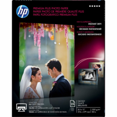 HP CR670A Premium Plus Glossy Photo Paper