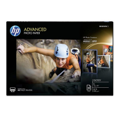 HP CR696A Advanced Glossy Photo Paper