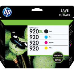 HP CZ142FN Combo Pack