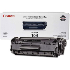 Canon 104 Black Toner Cartridge