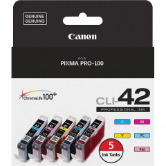 Canon CLI-42 Color Value Pack