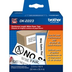 Brother DK2223 Labels