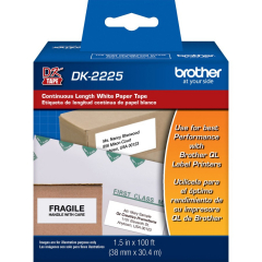 Brother DK2225 Labels