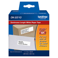 Brother DK2210 Tape