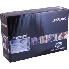 Lexmark E260X42G Photoconductor Kit