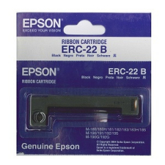 Epson ERC-22 Black Ribbon Cartridge